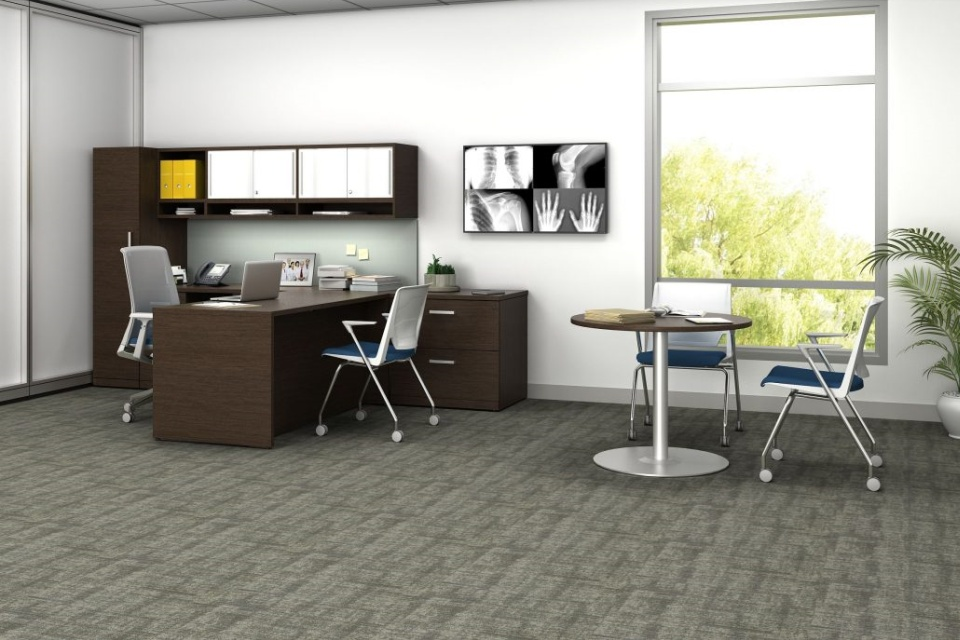Inrichting kantoor rotterdam en den haag for Inrichting kantoor